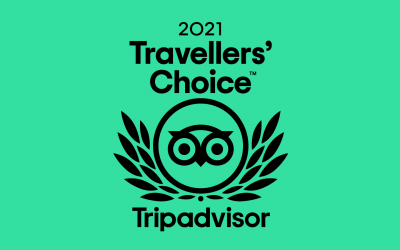 The Fisherman's House Wins 2021 Tripadvisor Travelers' Choice Award for Top 10% of Hotels Worldwide